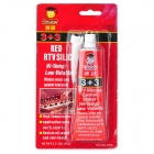 Bo Yan 3+3 High Temp RTV Red Silicone - Red + White (100g)