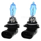 9006 100W White Car Light Bulbs (2-Pack/DV 12V)