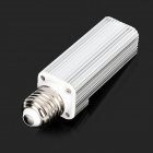 E27 7W 450LM 3000K Warm White 35-5050 SMD LED Lamp - White + Yellow (AC 85~265V)