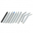 60W Copper Lead-free Soldering Iron Head / Tip Set - Silver (10 PCS)