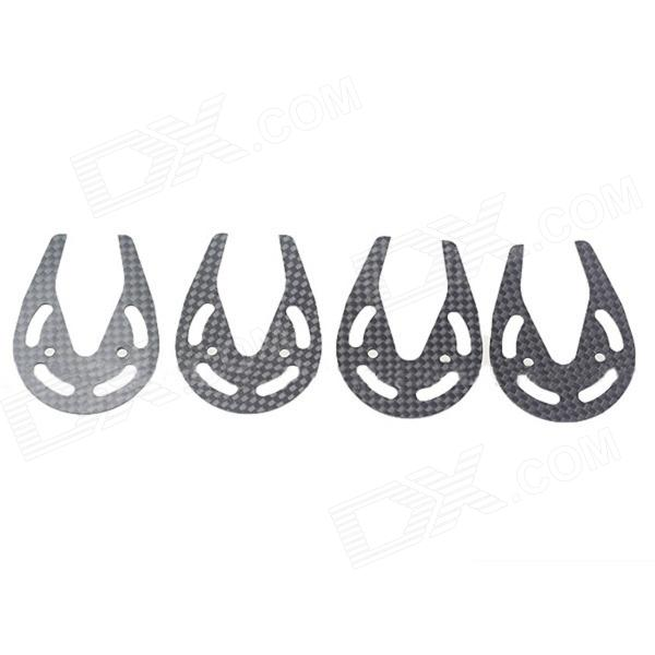 Carbon Fiber RC Motor Protection Ring Set for Parrot AR Drone 1.0/2.0 (4 PCS)
