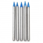 40W Copper Soldering Iron Tips / Nozzles - Silver (5 PCS)