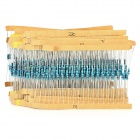Hongyang 1/4W Ceramic Metal Film Resistor Set - Silver + Blue + Multicolored (820 PCS)