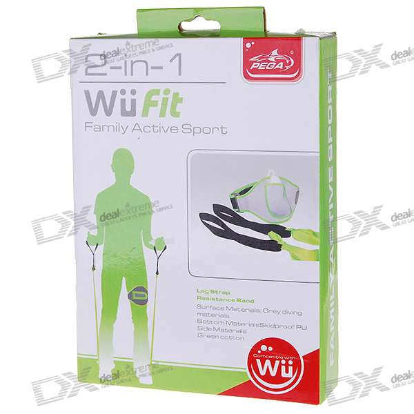 2-in-1 Sport Training Set for Wii