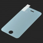 Protective Tempered Glass Screen Protector for IPHONE 4 / 4S - Silver Plating
