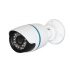 IPCC IPCC-B10 720P 1.0 MP P2P IR-Cut Onvif Mini Waterproof Outdoor IP Bullet Camera - White