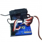 NX3 3D Flight Controller / Gyroscope Balancer for Fixed-wing Aircraft