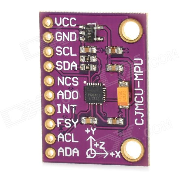 CJMCU-116 MPU-6500 Module Integrated Gravity 6-axis Gyro Accelerator Module - Purple