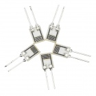 Hongyang HR202 Humidity Sensor / Hygristor - Black + Silver + Multicolored (5 PCS)