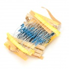 1/4W Resistencia Colored Resistencia - Blue + Multicolor (230 PCS)