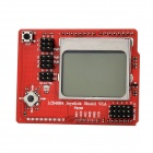 keyes LCD 4884 Rocker Expansion Board - Red + Black