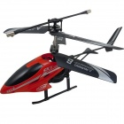 Hengxiang 731 2.5-CH New R/C Helicopters - Red
