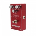 AROMA AOD-1 Electric Guitar Effect Pedal - Red (1 x 6F22 9V)
