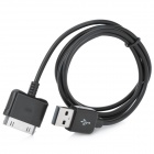 USB Data/Charging Cable for All iPod/iPhone 2G/3G/3GS - Black (1M)