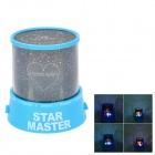 Mini Cupid Starry Sky 7-Color 4-LED Projection Lamp