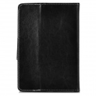 "Universal Stylish Protective PU Leather Case for 7"" Tablet PC - Black"