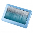 "1080p 4.3"" HD Touch Screen MP5 Player w/ TV Out - Blue (16GB)"