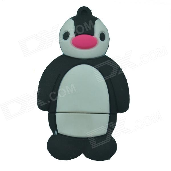 Penguin Style USB 2.0 Flash Drive Disk - Black + White (32GB)32GB USB Flash Drives<br>Color Black + White Capacity 32GB Brand OthersN/A Model YL-QIE-HEISE-32G Material Plastic Quantity 1 Piece Shade Of Color Black Max Read Speed 10MB/S Max Write Speed 3MB/S USB USB 2.0 With Indicator No Other Features Supports Windows 7 / 95 / 98 / 2000 / 2003 / XP / ME / NT Vista Linux UNIX PC-DOS DR DOS Mac OS OS/2 Packing List 1 x USB flash drive<br>