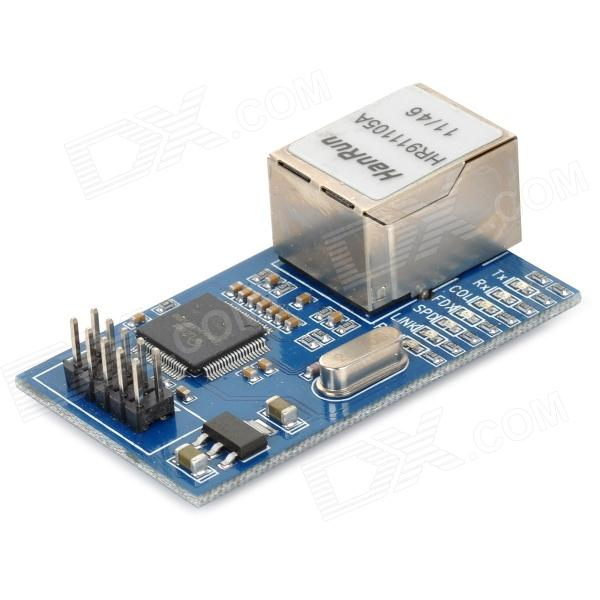 W5100 Ethernet Shield for Arduino - No POE Support