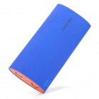 "BP ""Shake Open"" ""20000mAh"" Mobile Power Source Bank for IPHONE / Samsung / HTC - Deep Blue + Orange"