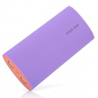 "BP ""Shake Open"" ""20000mAh"" Mobile Power Source Bank for IPHONE 5S / Samsung / HTC - Purple + Orange"