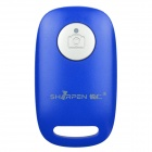 SHARPEN BC01 Bluetooth V3.0 Camera Shutter Remote Controller for iOS / Android Phone - Blue