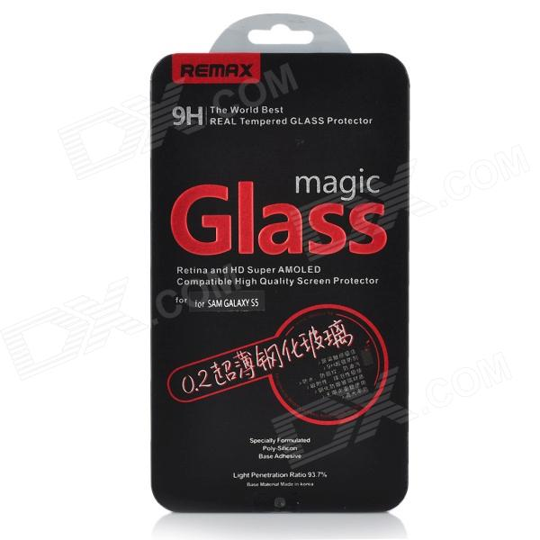 REMAX 9H Magic Glass Real Tempered Glass Protector for Samsung Galaxy S5