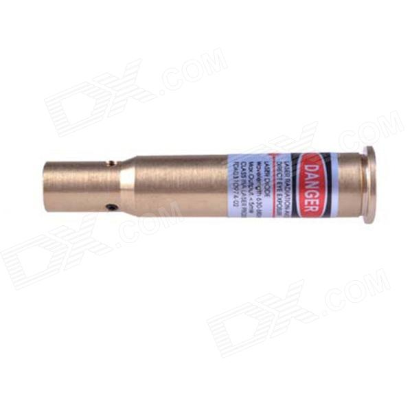 ESDY-30-30WIN CATRIDGE Brass Bullet-shaped Red Laser Drilling Sight (3 x RL41) irz rl41 4g