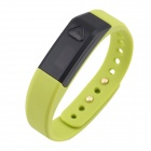 "Vidonn X5 0.49"" OLED IP67 Bluetooth V4.0 Smart Wristband Bracelet w/ Sports / Sleep Tracking - Green"
