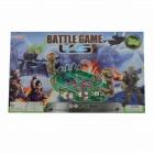 Table Military Battle Game - Grass Green + Translucent White