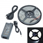 Waterproof 36W 1800lm 150 x SMD 5050 LED Cool White Epoxy Soft Decoration Light Strip (500cm / 12V)