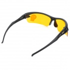 Bicycle Explosion-proof Glasses / Outdoor / Sun Glasses - Yellow