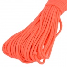 OUMILY Military Army Survival Parachute Rope - Red (30M / 140KG / 2 PCS)