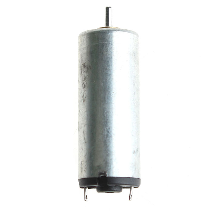 CCDJ DIY 1230 Micro Glider Strong Power Motor for Aircraft Model / Airplane - Silver Grey