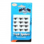 Lifelike Prank Spider - Black