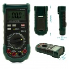 MASTECH MS8269 LCR Multimeter / Resistance / Capacitance / Inductance Tester - Black + Army Green