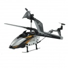 Brilink BH11 3.5-CH Rechargeable Indoor IR Remote Control Helicopter w/ Gyro - Black + Golden