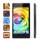 "PORTWORLD V45 Dual Core Android 4.2 WCDMA Cell Phone w/4.5"" IPS, Wi-Fi, Bluetooth, GPS - Black"