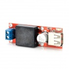 CJMCU-78 KIS3R33S 7V~24V to 5V / 3A Rectification DC-DC Step-Down Power Supply Module - Red