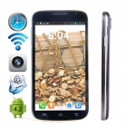 "CUBOT P9 Dual-Core Android 4.2.2 WCDMA Bar Phone w/  5"" IPS, GPS and Dual-SIM - Dark Blue"