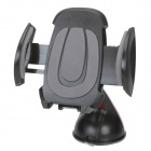 JHD-15HD06 Universal Car Holder Mount for Cellphone - Black + Red