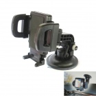 FLY 2112-F 360' Rotation Car Air Outlet Mount Suction Cup Holder for Phone / MP4 / PDA / PSP / GPS