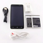 "Tianhe H928(S139) MTK6592 Octa-Core Android 4.2.2 WCDMA Phone w/ 5.0"" OGS HD, OTG, GPS -White +Black"