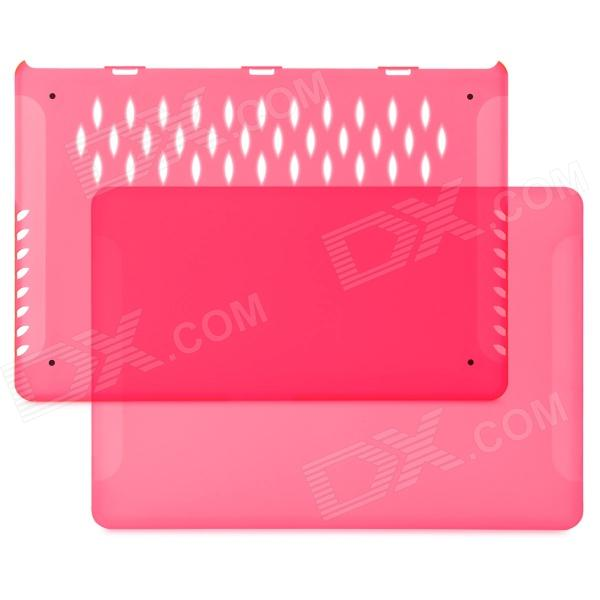 "BTA Protective Matte Plastic Case for Apple MacBook Pro Retina 15.4"" - Pink"