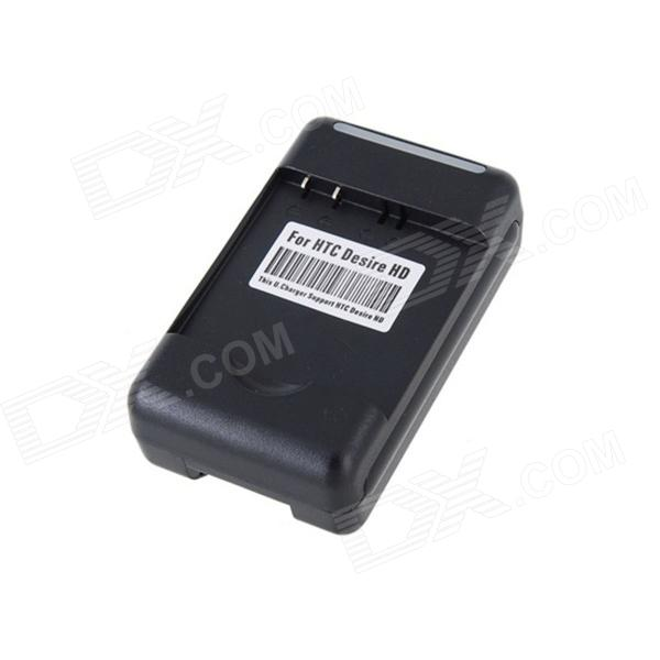 Battery Charger for HTC Desire HD - Black cpu ac100 240v input 8 point relay output 6 point new original cp1e e14sdr a plc