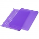 "BTA protector mate de plástico para ""15-pulgadas MacBook Pro con Retina Display"" - Purple"