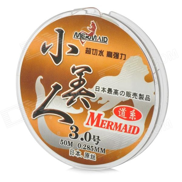 Saince Nylon Fishing Line - Copper (50m) леска allvega all round x5 цвет прозрачный 100 м 0 16 мм 3 28 кг