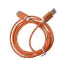 KS-318 USB 3.0 Male to Micro-B Male Data Sync / Charging Cable for Samsung Galaxy Note 3 - Orange