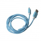 KS-318 USB 3.0 Male to Micro-B Male Data Sync / Charging Cable for Samsung Galaxy Note 3 - Blue