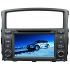 "LsqSTAR 7""Car DVD Player w/ GPS,Radio,AUX,SWC,6CDC,TV,Canbus,Dual Zone for Mitsubishi Pajero/Montero"